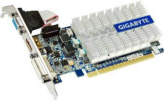 Gigabyte GeForce 210 1GB (GV-N210SL-1GI)