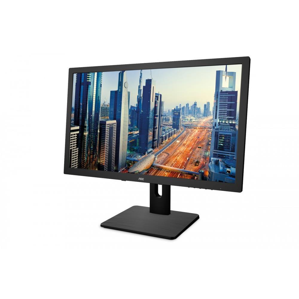 AOC Monitor  Q2775PQU 27inch, AHVA-IPS, WQHD, D-Sub / DVI / HDMI / DP