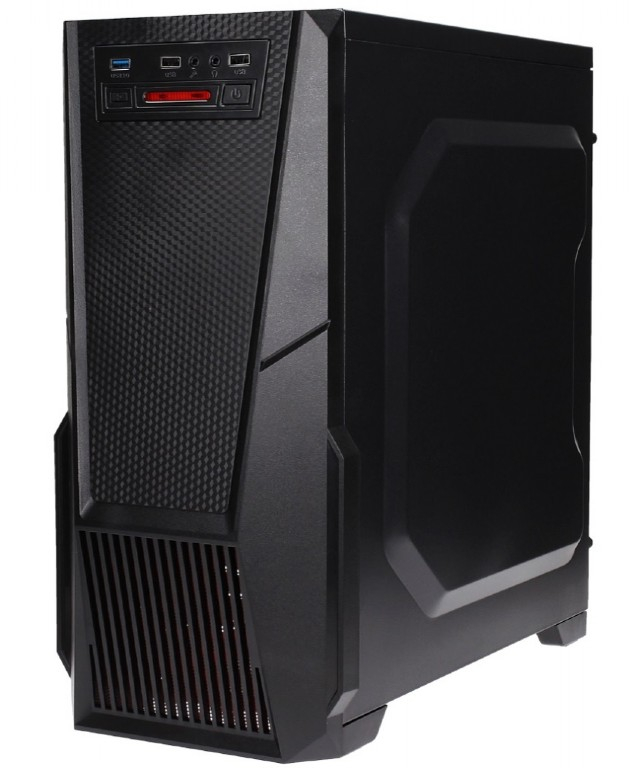 AMD RYZEN 7 1800X/VIDEO GEFORCE GTX 1070/RAM 16GB/SSD 120GB VAI HDD 1000GB